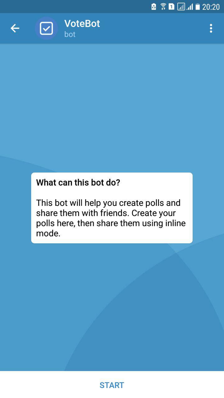 ربات vote