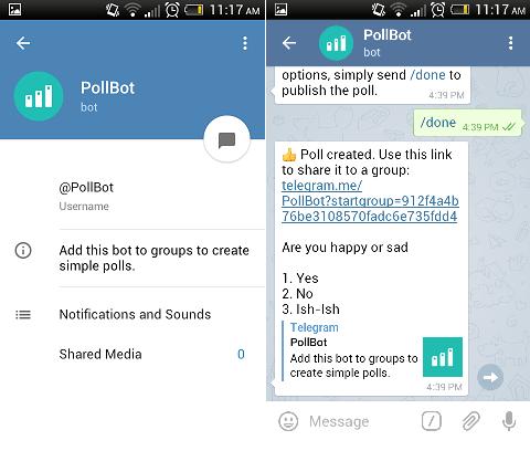 آموزش اضافه کردن لایک به پست های تلگرم